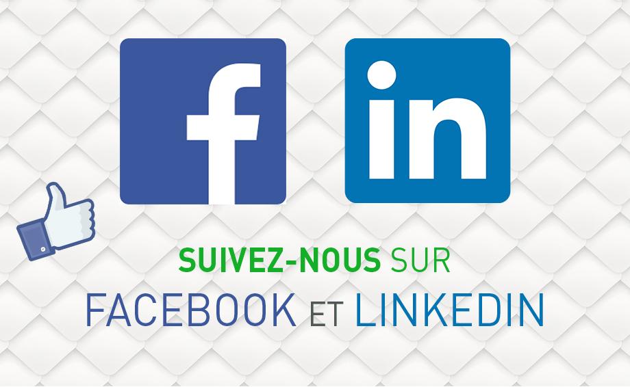 Suivez Mölnlycke France sur Facebook et LinkedIn | Mölnlycke